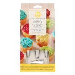 Muffins Dekoreringssett 12 deler