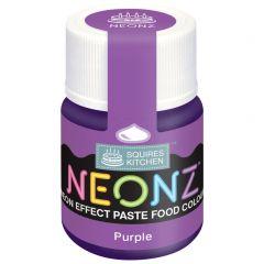 Food Colour Paste Purple Neon Effect 20g