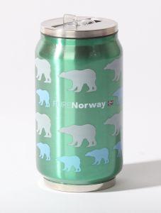 Thermoboks PURENorway 0,5 ltr Isbjørn