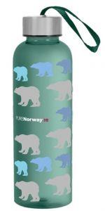 Drikkeflaske PURENorway Isbjørn 0,5 ltr PS