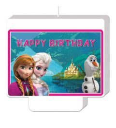 Kakelys Frozen Happy Birthday