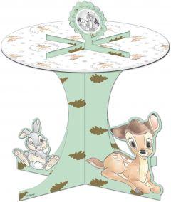 Kakestand i papp med Bambi 25 x 27 cm