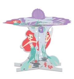 Kakestand i papp med Ariel under the Sea 25 x 27 c
