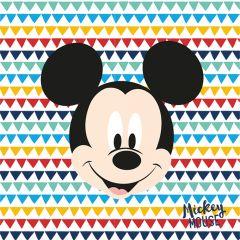 Papirservietter Mickeu Mouse AW 20 stk, 33x33cm
