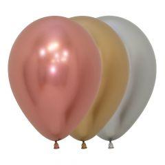 Ballonger Ass Reflex Deluxe 30cm, 12 PK