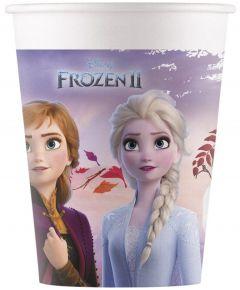 Drikkekrus i Papp , Frozen 2 Destiny Aw Compostabl