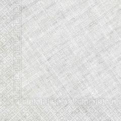 Papirservietter Compostable Grå Textile 20 stk, 33