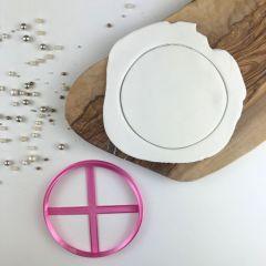 Circle Cookie Cutter 7 cm