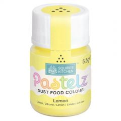 Farge Dust Gul Pastel 5,5, Squires