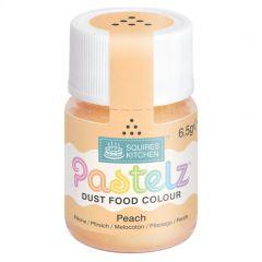 Farge Dust Fersken Pastel 6,5g, Squires
