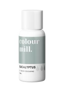 Oil Based Colouring 20ml Eucalyptus