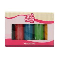 Marsipan mix farger 5x100g