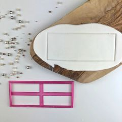 Rectangle Cookie Cutter