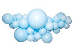 Ballongoppsats Blå