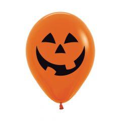 Ballonger Halloween Orange 30cm, STK
